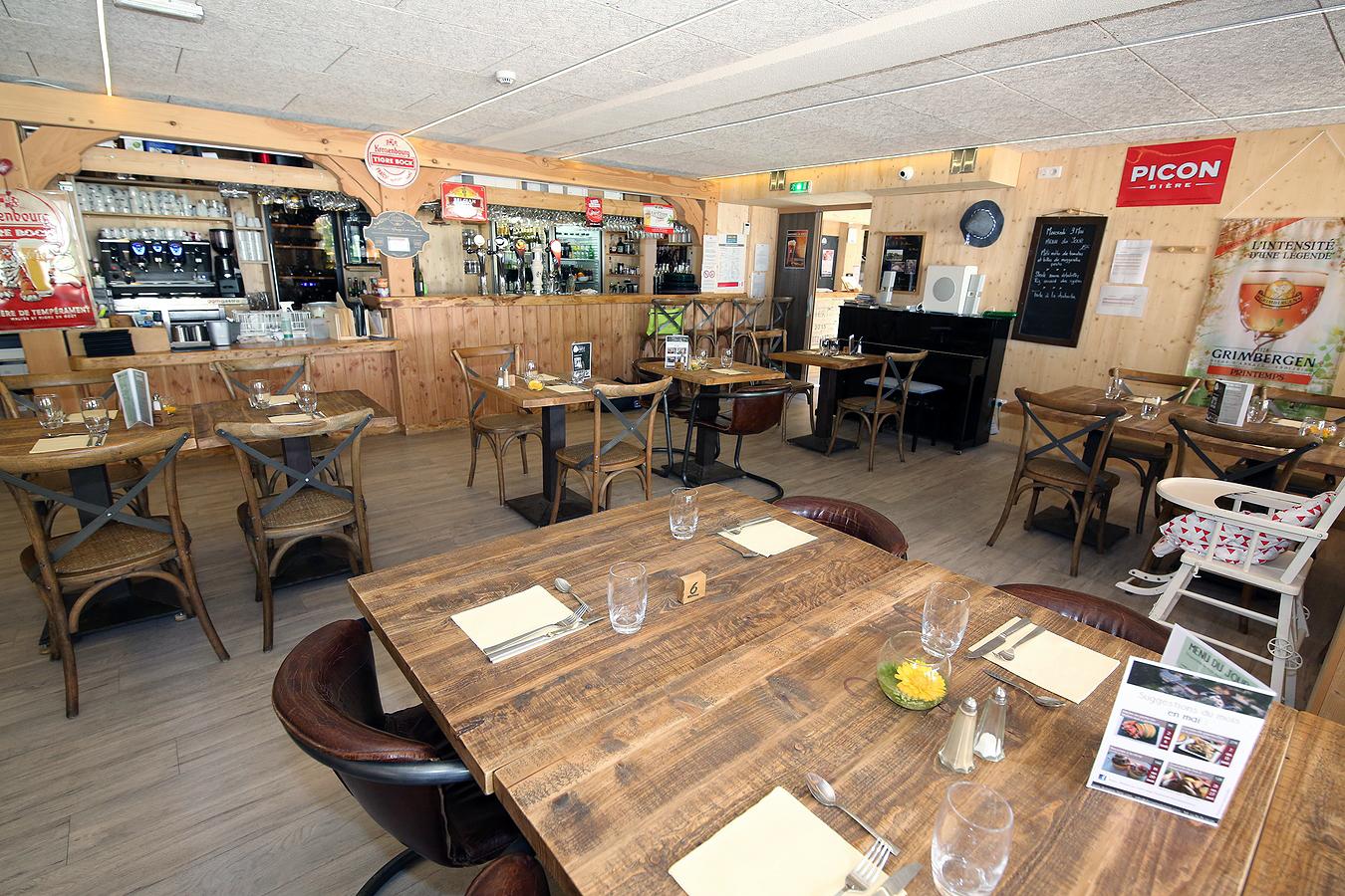 Bar de l'Auberge du Hirtz